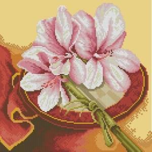 Схема Цветы с востока