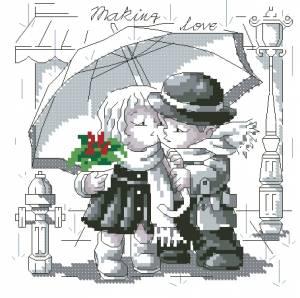 Схема Любовь / Making love