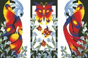 Схема Бабочки (триптих)