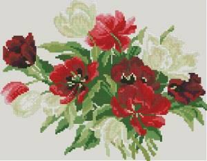 Схема Тюльпаны