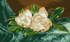 Схема Роскошный дуэт / Magnolii