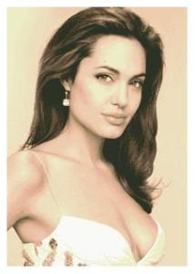 Схема Анжелина Джоли