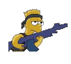 Схема Барт Симпсон