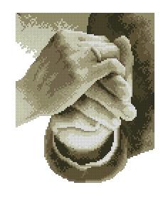Схема Руки (свадебная)