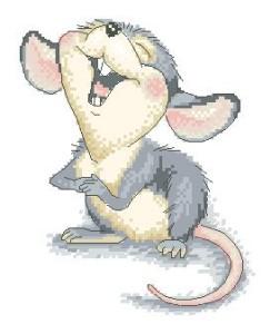 Схема Поющий мышь
