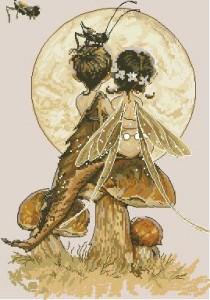 Схема Лунный свет / Clair de Lune