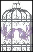 Схема Птички в клетке