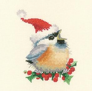 Схема Рождественский цыплёнок / Christmas Chick