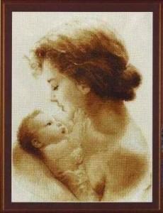 Схема Чудо материнства