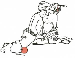 Схема Персидские мотивы. Томление