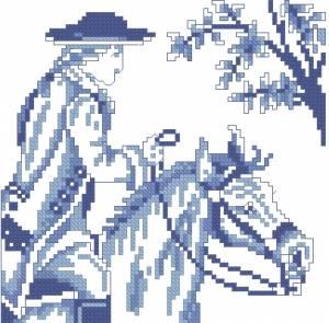Схема На коне
