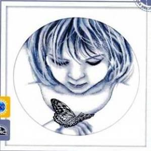 Схема Девочка с бабочкой