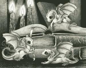 Схема Дракончики