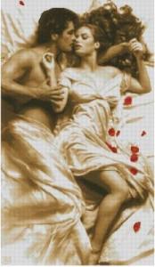 Тема вышивки эротика