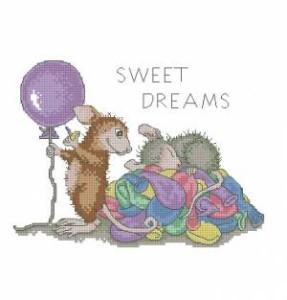 Схема Сладкие мечты / Sweet dreams