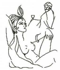 Схема Персидские мотивы. Грёзы
