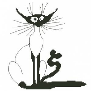 Схема Кот и тень / Kat