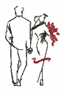 Схема Влюбленная пара