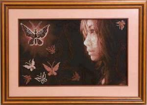 Схема Призрачные бабочки