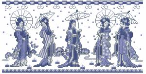 Схема Японки