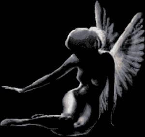 Схема Черный ангел
