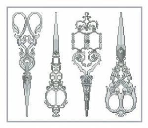 Схема Ножнички