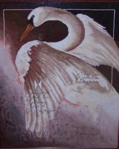 Схема Лебедь