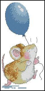 Схема Мышка с шариком