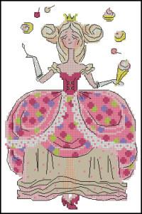 Схема Принцесса