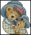 Схема Мишки, мамина любовь