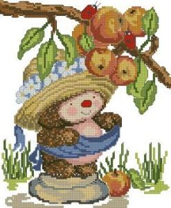 Схема Сбор урожая / Harvest Helpers