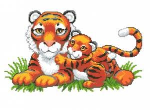 Схема Мы тигры