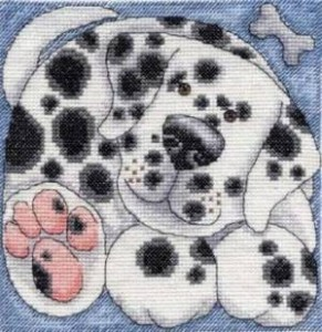 Схема Лапа / Dalmatian