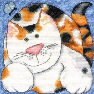 Схема Лапа / Tortoiseshell Cat