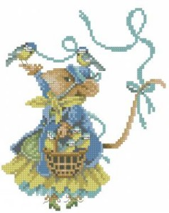 Схема Мышка и синички