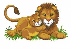 Схема Мы львы