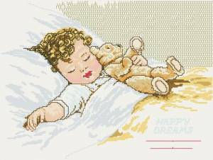 Схема Метрика. Спящий малыш