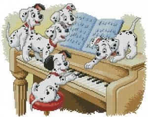 Схема Музыканты