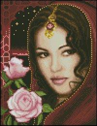 Схема Девушка из Альгамбры