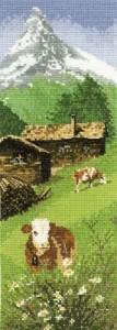 Схема Альпийский луг / Alpine Meadow