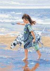 Схема Спутники на пляже / Beach Companions
