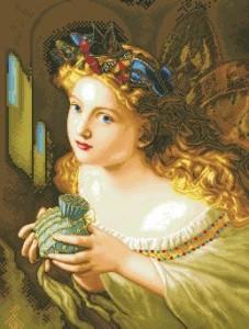 Схема Нежная фея (Софи Анлерсон)