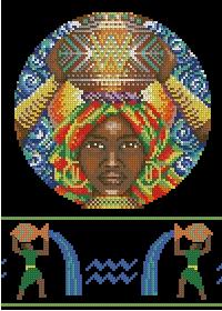 Схема Водолей
