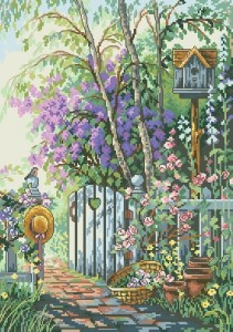 Схема Ворота любви / Sweethearts Gate
