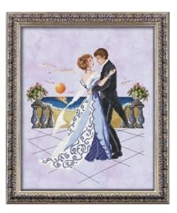 Схема Танцующая пара