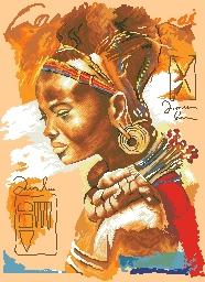 Схема Африканка