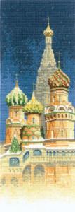 Схема Собор Василия Блаженного / St.Basil's Cathedral