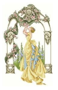 Схема Роза Шарона / The Rose of Sharon