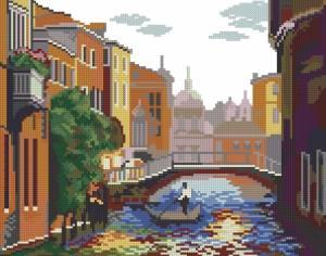 Схема Утро в Венеции