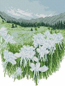 Схема Долина цветов